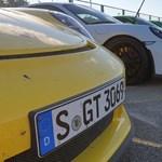 Titokban Magyarországra jöttek a legkeményebb gyári Porsche 911-esek – fotógaléria