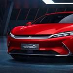 Olcsó és szemrevaló kínai Tesla-rivális érkezik Európába