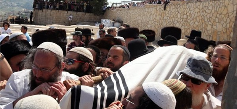 Sürgető az izraeli-palesztin béketárgyalás