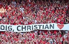 Csodacserével fordított Belgium a dánok ellen – Európa-bajnokság percről percre