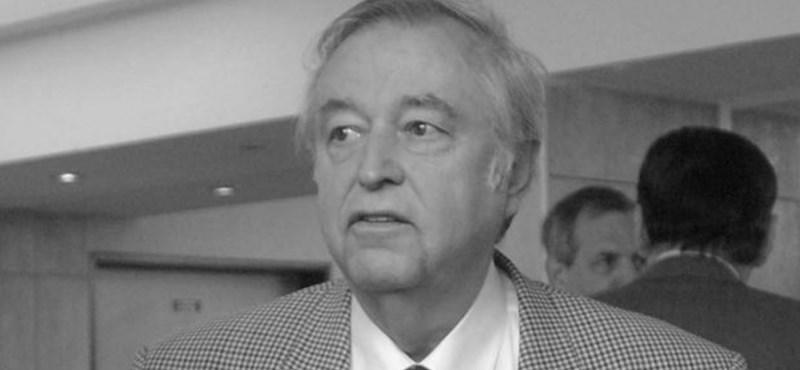 Elhunyt Laczkó Mihály korábbi MLSZ-elnök