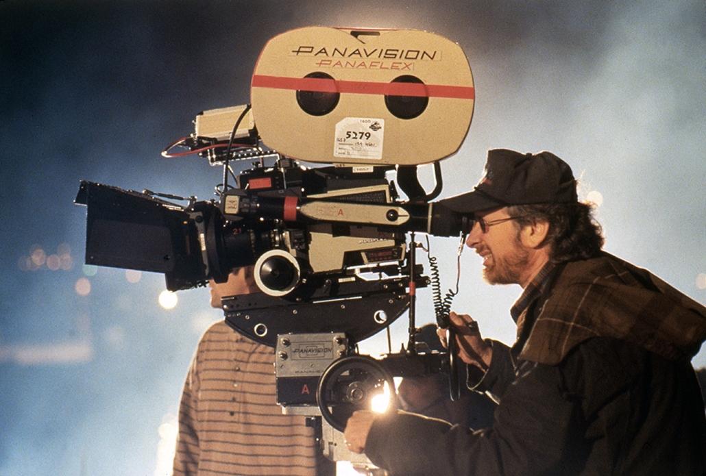 AFP -   1993 - Steven Spielberg forgat  / The Lost World: Jurassic Park