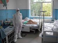 Megdőlt Romániában a napi halálozások rekordja