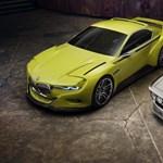 BMW 3.0 CSL Hommage Concept: ilyen lenne a hetvenes évek most