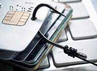 Vigyázzon: beindultak a kártyacsalók, egy év alatt megduplázódott a visszaélések száma