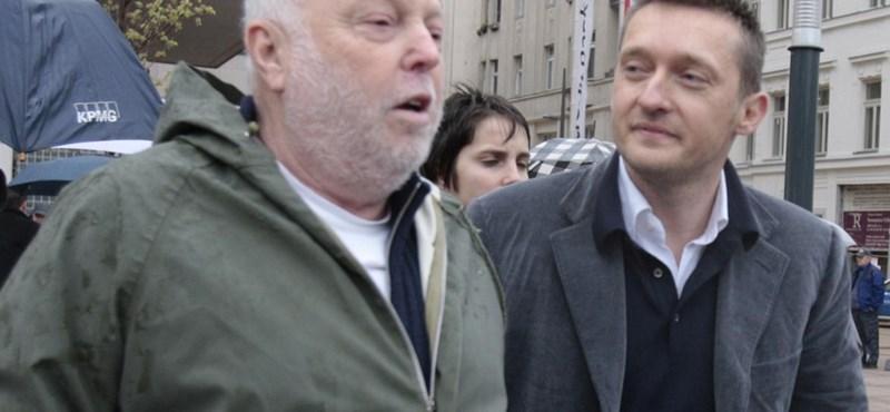 Orbán helyett Rogán lett Andy Vajna főnöke