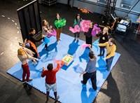 A Cirque du Soleil-jel közös képzési programot indított a Recirquel