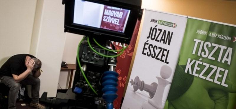 A bíróság szerint jogosan nevezhették egykori szkinhedvezérnek a Jobbik alelnökét