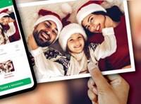 Töltse le a Magyar Posta appját: ingyen küldhet saját fotójából egy igazi képeslapot