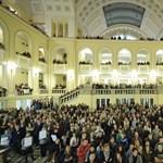 Kósa Lajossal tárgyalnak a debreceni egyetemisták