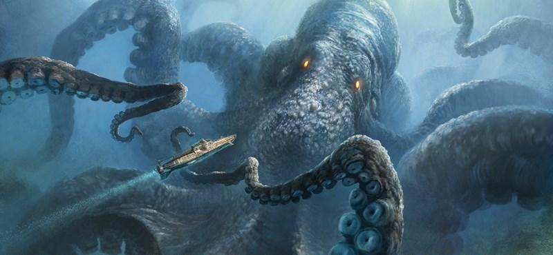 Japánnál tűnt föl a Kraken? De lehet, hogy csak bálna