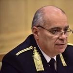 Lecserélik az országos rendőrfőkapitányt
