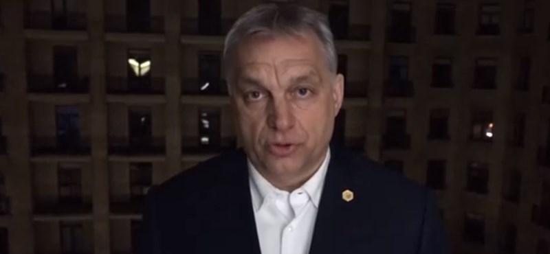 Orbán felpróbálta a ketrecet Brüsszelben