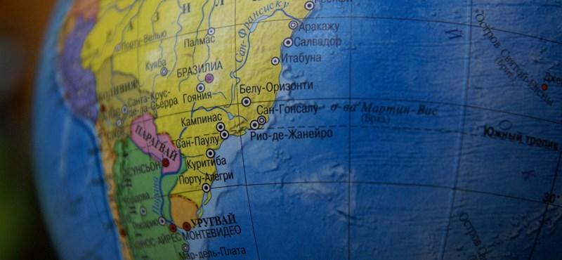 Zseniális, ötperces földrajzi teszt: felismeritek ezeket az országokat két betűből?
