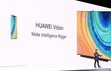 Nem okostévé, hanem hatalmas mobil: itt a Huawei új eszköze, a Huawei Vision