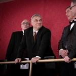 Orbán Viktor is részt vett a prágai operaház megnyitóján
