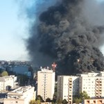 Megszólalt a kigyulladt angyalföldi épület kivitelezője