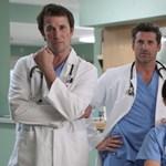 Így fest együtt Carter doktor, Derek Shepherd és Lisa Cuddy