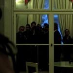 Schmitt Pál színre lépett, de hallgatott - videó