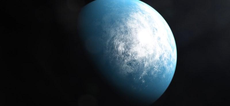 Találtak egy új, Föld-méretű bolygót, a lakható zónában van