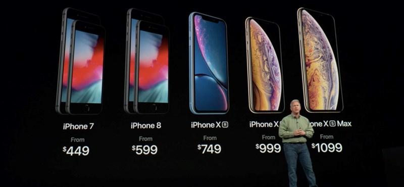 Még az amerikaiak is lehidaltak attól, milyen drága nálunk az iPhone