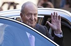 Megvan, hova szökött a korrupcióval meggyanúsított spanyol király