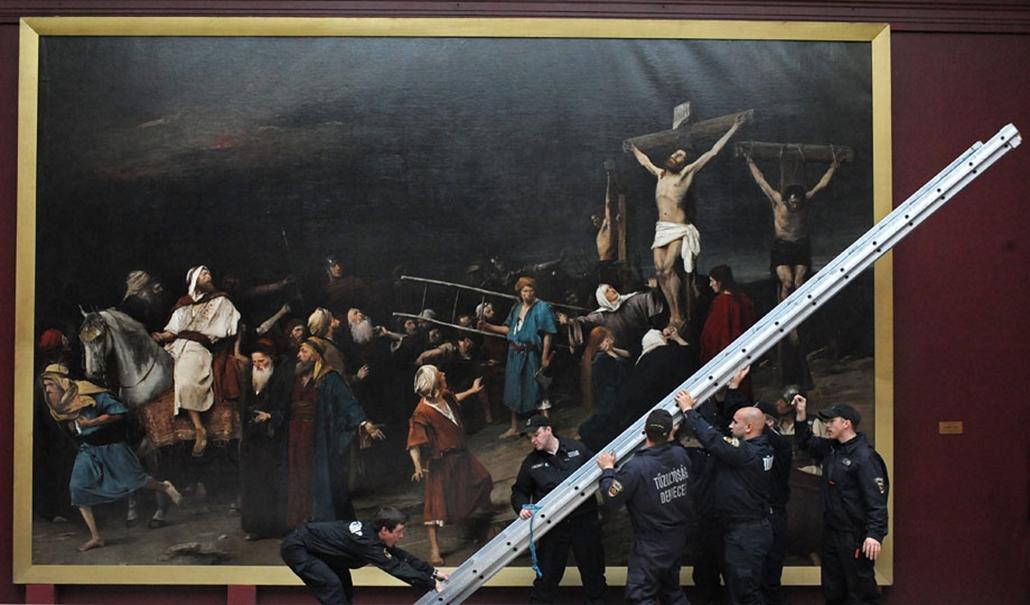 hét képei nagyítás krisztus jézus vallás