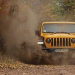 Nem divatterepjáró, hanem dzsip: teszten a legkeményebb Jeep Wrangler Rubicon