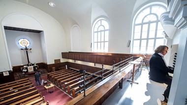 Május elején nyitnak az evangélikus templomok