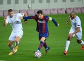 Jól kezdett a Fradi, de bedarálta a Barcelona – videók