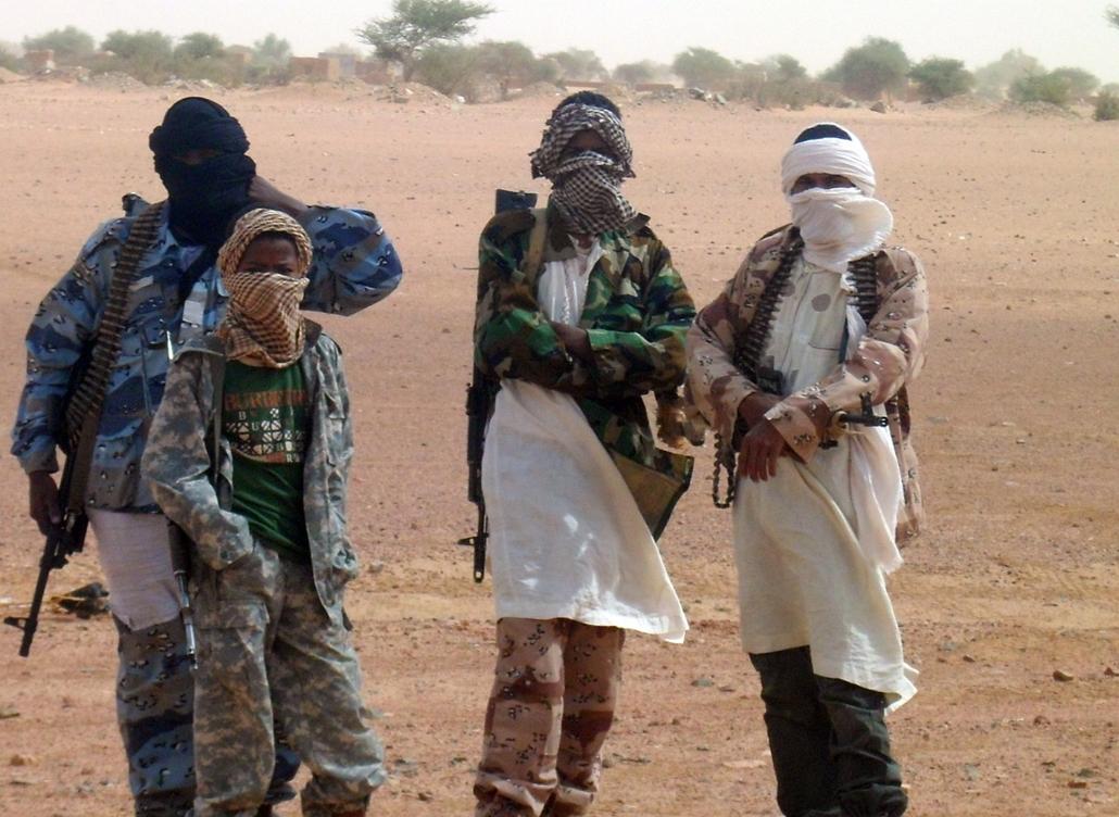 Malinagyítás afp, Mali, algéria, francia beavatkozás -