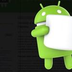 Hivatalos: ezt jelenti az M betű az Android M-ben