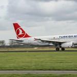 Rosszul lett egy utas, Budapesten szállt le az Isztambul–Düsseldorf-járat