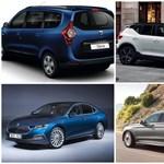 Így kavarta meg nálunk 2020 a legnépszerűbb autók listáját