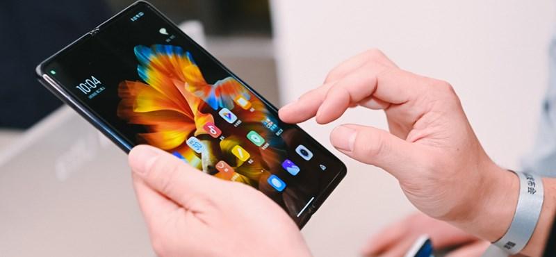 Különleges megoldást talált ki a Xiaomi, hogy lehűtse az összecsukható Mi Mix Foldot