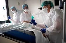 Egy 104 éves brit asszony is kigyógyult a koronavírus-fertőzésből