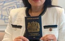 Megváltozik a brit útlevél is