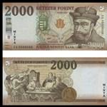 Szerdától jönnek az új 2 ezer és 5 ezer forintos papírpénzek