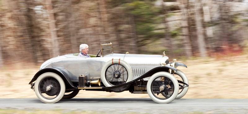 Eladó a legelső Bentley - fotó