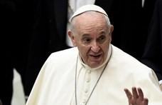 Ferenc pápa törvénnyel is védené a melegek bejegyzett élettársi kapcsolatát