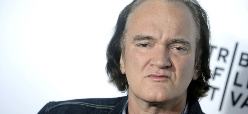 Tarantino utálja a spoilerezést: nyílt levelet írt Cannes-hoz