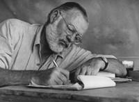 """""""Az ember nem arra született, hogy legyőzzék"""" - 120 éve született Ernest Hemingway"""