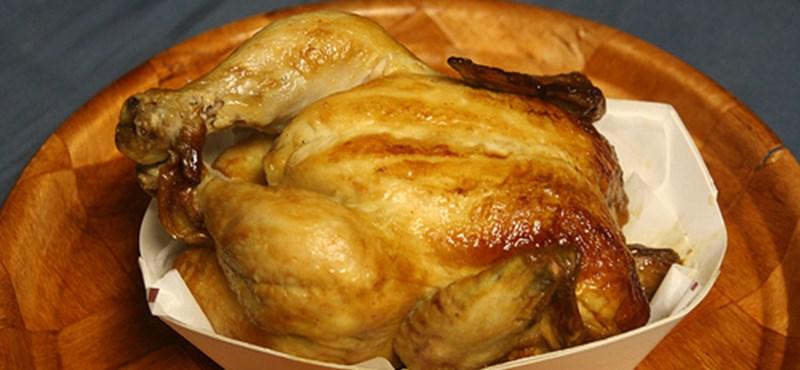 Amerikában feltalálták a vegetáriánus csirkehúst