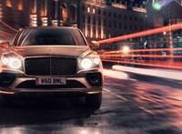 Kémfotókon az új, még nagyobb Bentley Bentayga