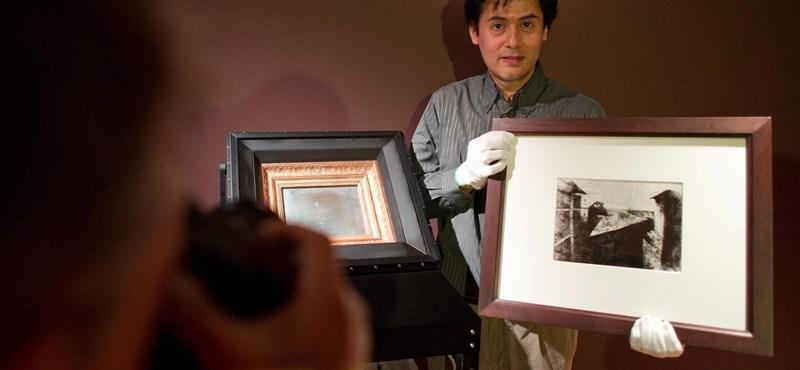 Fotó: így néz ki a világ legelső fényképe