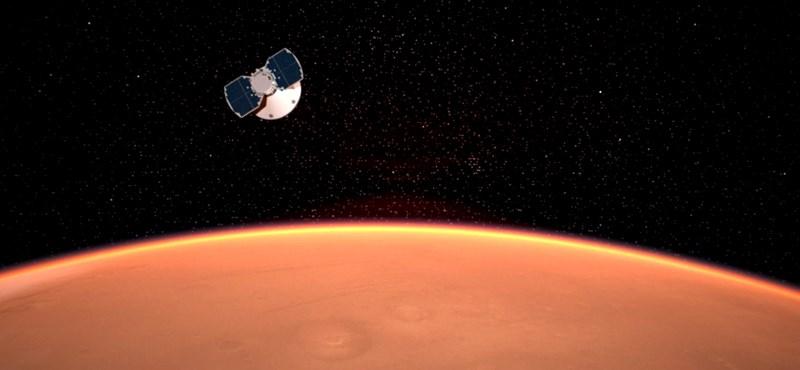 Nézze meg: két új fotót küldött haza a Marson dolgozó InSight űrszonda