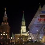 Fotó: pörög az óra, 100 nap van még a téli olimpiáig