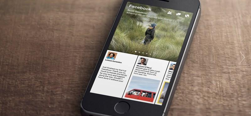 Itt a Facebook régen várt újdonsága