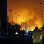 Tiencsin: Újabb robbanások voltak