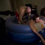 Kórházon kívül: ilyen a szülés otthon - Nagyítás-fotógaléria